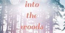 SHOP CABIN LOVE~into the woods / flora~fauna~woods