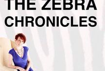 The Zebra Chronicles / Authentic and real sharing of resources, wisdom and inspiration about the adventures of making choices by Sheila Kennedy, The Confidence Coach at J29Project. Visit www.j29project.com and click on the Zebra to find out what the zebra means!