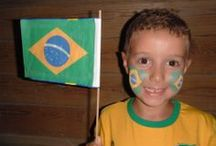 #SnazarooSelfie / Upload your flag and country face painting photos and use #SnazarooSelfie for your chance to win!