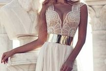 {Wedding: Fashion} / The best wedding dresses / Inspiration from both the cat-walks and real weddings