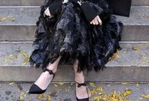Fashion: Street Style / The best Street Style, best dressed people, fashion icons, must-haves and how to wear the trends!