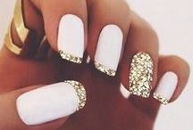 nail art / Nail art and inspiration so that you can have a different nail design every time!