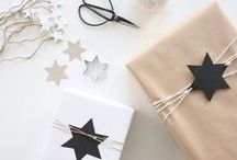 Wrap / Gift wrapping ideas for any holiday, theme, or occasion. Time to get creative!