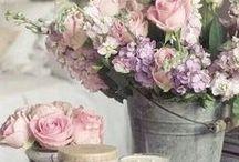 Fleurs / La joie de la vie...