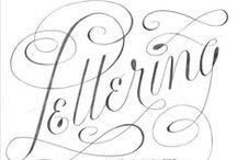 Lettering / All you need to start learning how to letter, to continue your practice, or to see new styles. Find how-to guides and tutorials, downloads, and more.