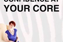 Confidence at your core / www.confidenceatyourcore.com
