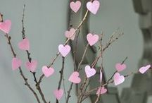 Valentine's Day / All things Valentine's Day: decor ideas, gift ideas, and DIY!