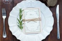 Tablescape / Beautiful tablescape ideas for every event you can imagine.   (Lots of great ideas for parties and weddings!)