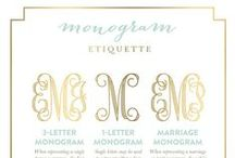 Etiquette / All things etiquette: writing, parties, weddings, wording, and more!