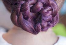 Colour- hair