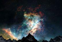 Aroura Borealis & pretty skies...