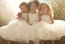 Flower Girl Dresses, Accessories & Gifts / Make even the smallest part of your wedding feel special and unique.