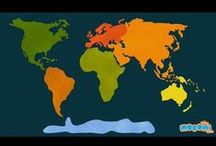 Geography - Seven Continents / Year Six Geography: How do places, people and cultures differ across the world?