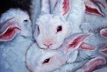 LOVE - lapin calin / Que des lapins