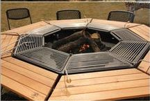 Exterior Fire Pits/ Braais/ Pizza Ovens