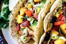 Southwest style food