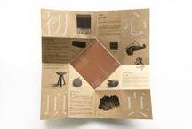 GRAPHIC DESIGN - PRINT - plier déplier / inspirations et travaux imprimés autours du pli