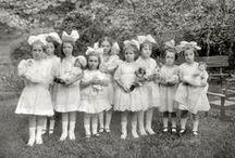 dolls / by M.E. Benton