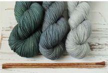 Shop @ Yarn Indulgences / Hand Dyed and Hand Spun Yarn