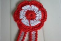 crochet puntos / by Mirtha Sanchez Cervantes