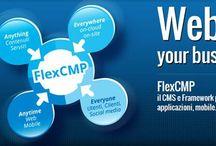 FlexCMP / CMS & Framework