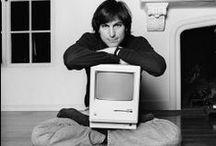 30 aniversario Mac / Ya han pasado #30 años desde que se presentó el primer #Mac. En este tablero rendimos homenaje a una de las obras maestras de #Steve #Jobs, el #Macintosh. #30macniversario