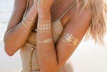 tattoo / tattoo bracelets