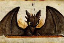 HTTYD / TOOTHLESS / CHIMUELO