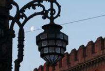LAMPS FOR OUTDOOR / φωτιστικα για τον εξωτερικο χωρο...για ολο το χωριο..