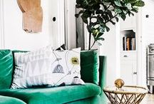 Chez moi. Déco inspirante   Home. Beautiful design.