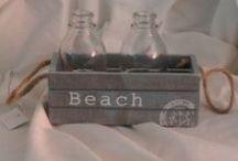 Maritiem / leuke woonaccessoires met een knipoog naar maritiem, strand,zand, zee.