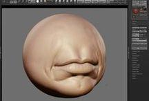 Tutorials // Sculpting