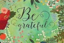 Gratitude & moment présent   Now is the key / La gratitude est une des clés d'accès au bonheur. Laissez-vous inspirer par ces puissantes citations <3