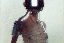 cyberpunk-sci-[fi(or not..)] universe