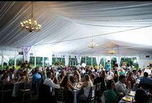 Receptions at Monte Bello / #tentedreceptions #tentedwedding