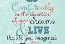 Rêves, bonheur et autres déclinaisons   Dreams & Happiness