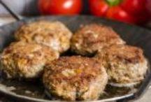 REZEPTE   Gesundes Abendessen Low Carb & Paleo / Nach einem harten Tag gönnt man sich doch gerne etwas feines. Gesunde Rezepte für ein leckeres Abendessen natürlich Paleo und Low Carb.