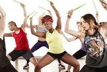 POUND - Rockout. Workout. / http://www.poundfit.com/
