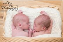 KS Photography Twins Newborn
