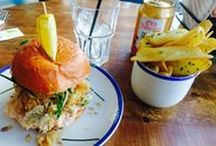 Lunches in Brighton! / We are well known for sniffing out the best places to eat in Brighton!
