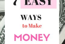 Making money / Do you need a side hustle? This board is about making extra money and side jobs. I am a stay at home mom and I'm always looking for ways to earn extra income.  Learn how to make money online, make money from home, and find the perfect money making post for you!