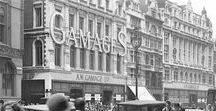 Old London shops & stores