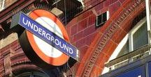 London Underground over ground / London Underground stations