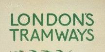 Old London Transport Posters / Old London Transport Bus, Tram and Trolleybus posters.