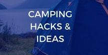 Camping Hacks & Ideas / Get into the wilderness with these expert camping hacks and ideas for making your next camping trip go with a bang. Find camping ideas, camping food, camping essentials, camping tent reviews, camping gear and camping checklists.