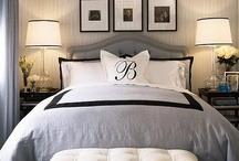 beautiful bedrooms / by Beck Strahorn