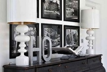picture/frame arrangements  / by Beck Strahorn