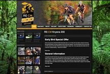 Website Design, Development and CMS construction / Redwood has designed many sites for a variety of clients.