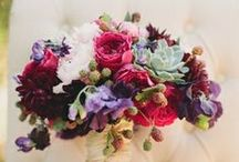 wedding bouquets / Inspiring bouquets for that special day / by The English Florist