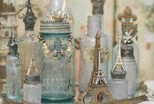 Bottle Art Love